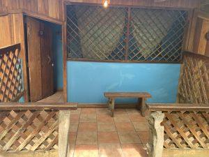 Anexo II porch